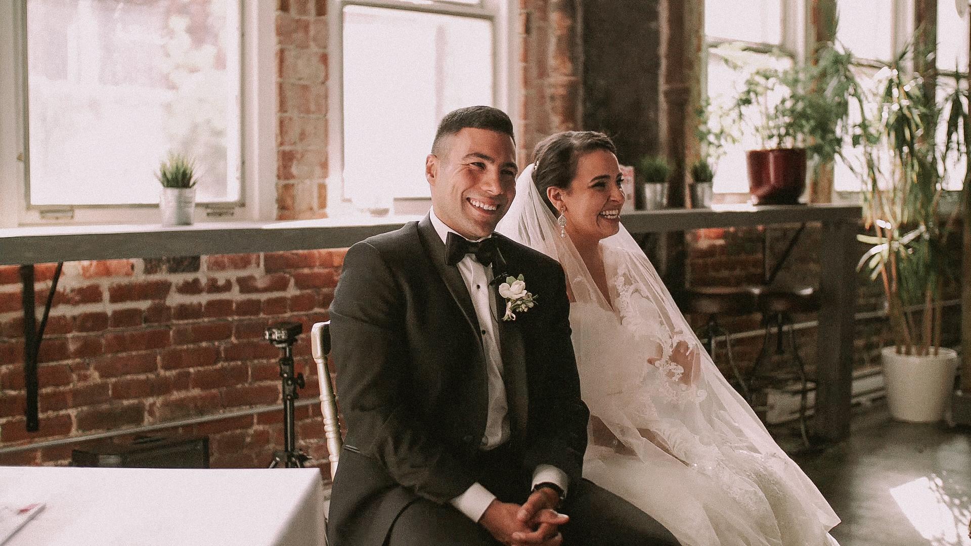 Montreal Wedding Video